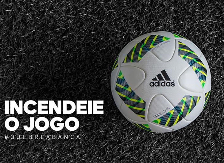 ee461a30b9a8c Clube Desportivo Nacional Liga NOS com nova bola a partir da 17ª jornada