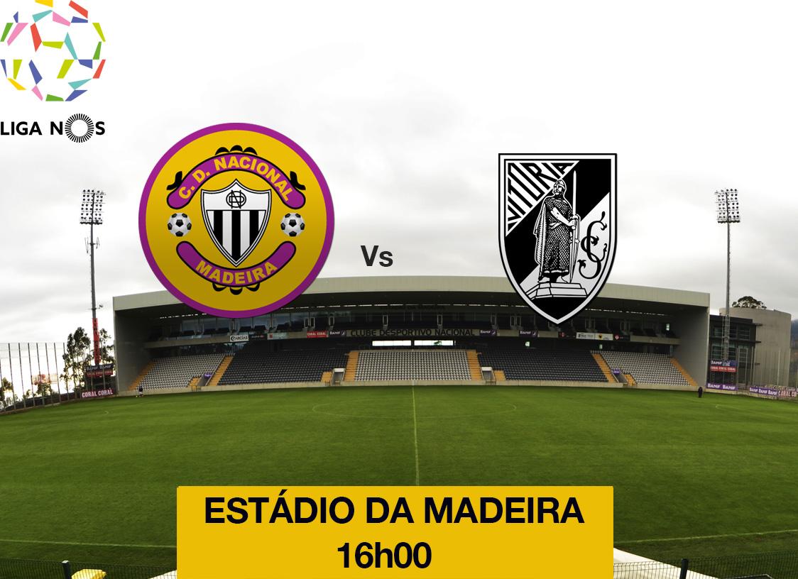 Feirense: Clube Desportivo Nacional Nacional Recebe Esta Tarde O