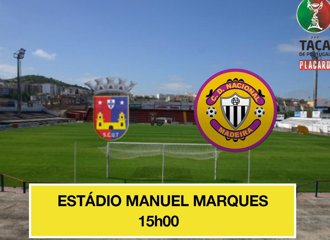Feirense: Clube Desportivo Nacional Nacional Defronta Torreense Esta