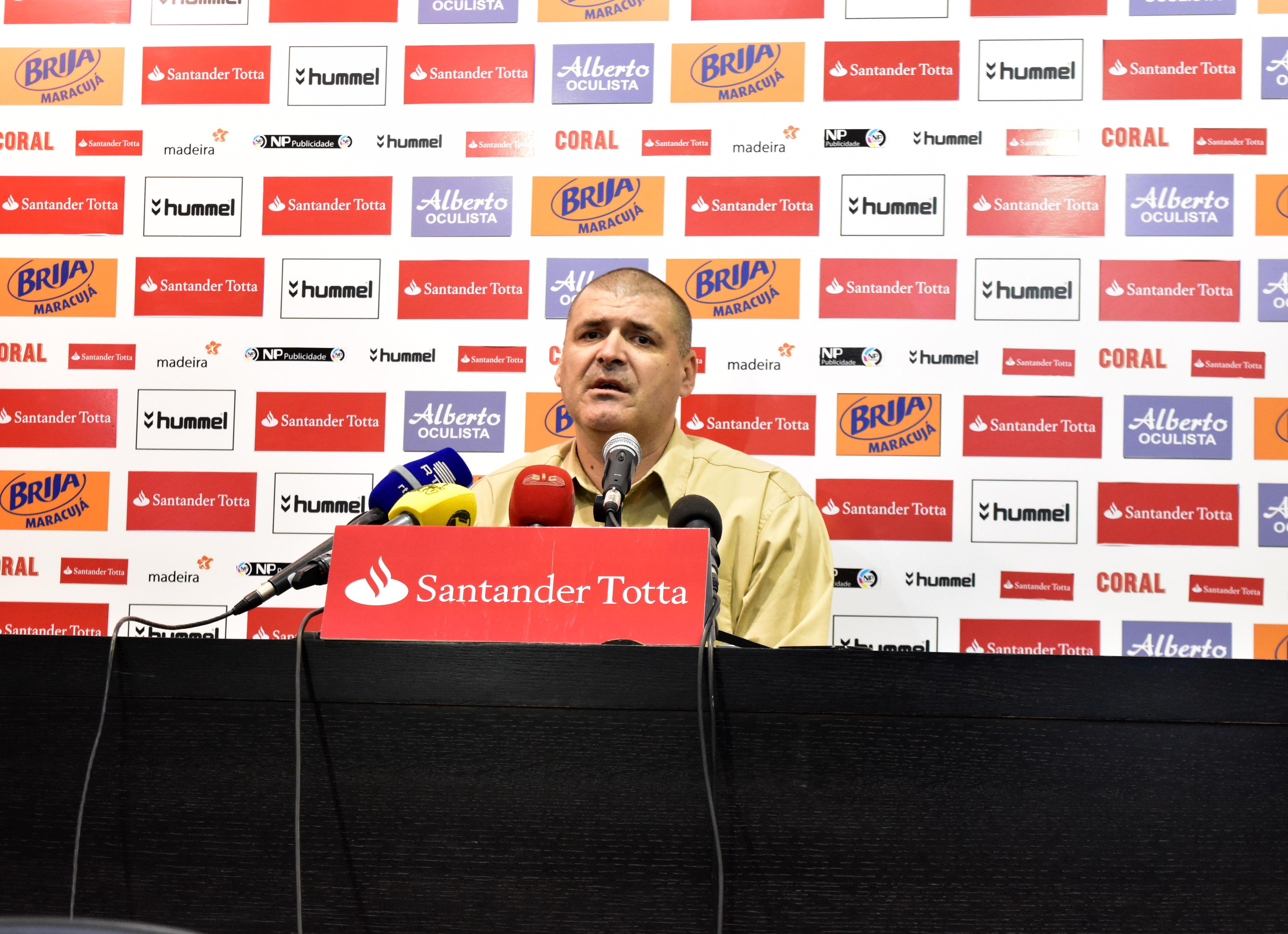 Feirense: Clube Desportivo Nacional Predrag Jokanovic Oficializado