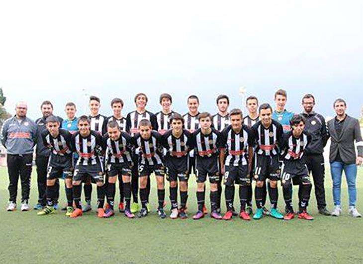 Feirense: Clube Desportivo Nacional Iniciados A Iniciam Hoje Play