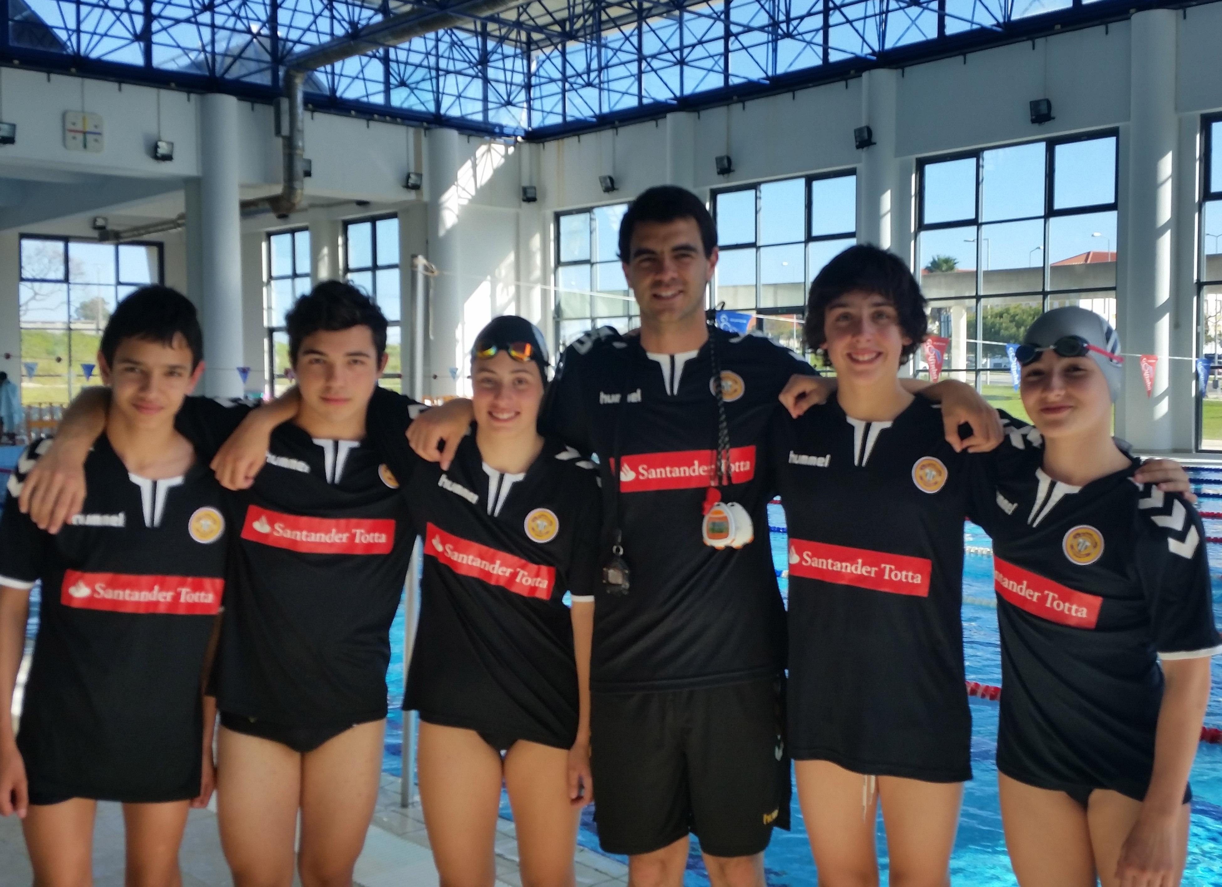 Feirense: Clube Desportivo Nacional Infantis Em Sines Para Os