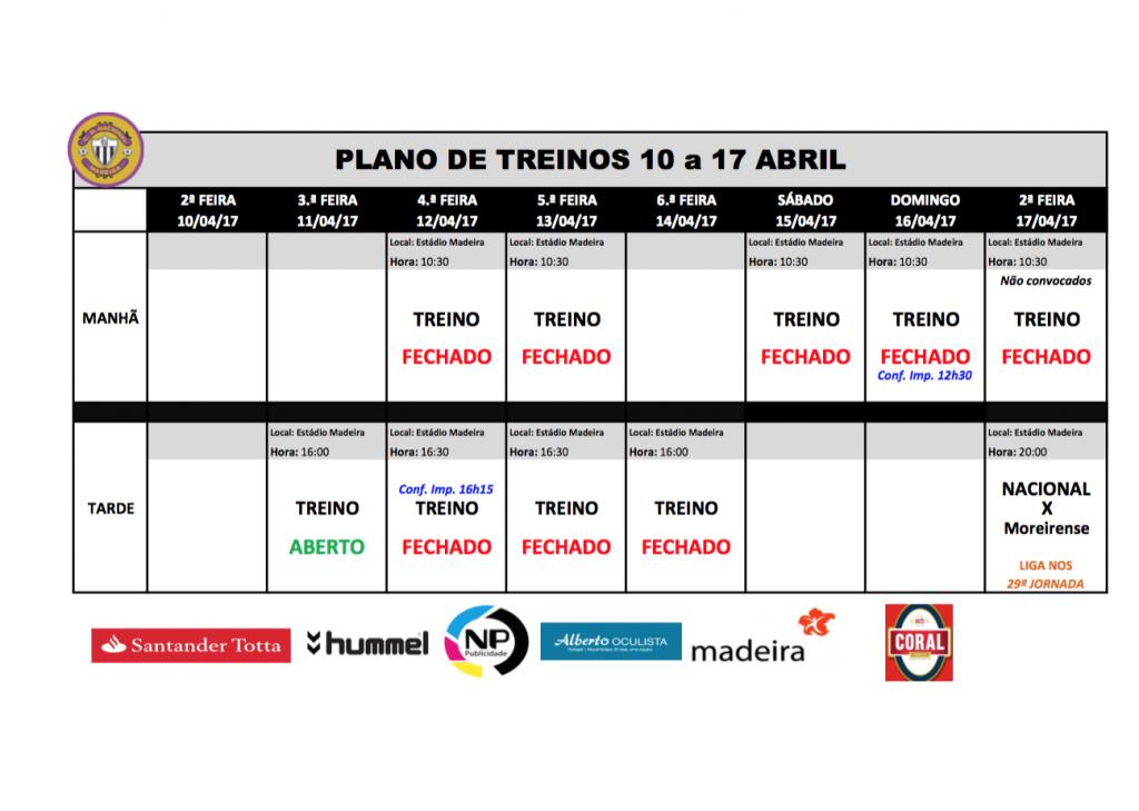plano 10 abril