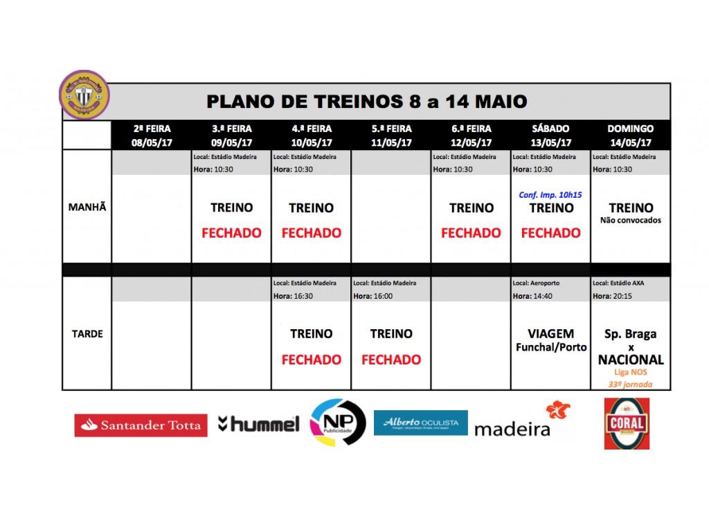 plano 14 maio