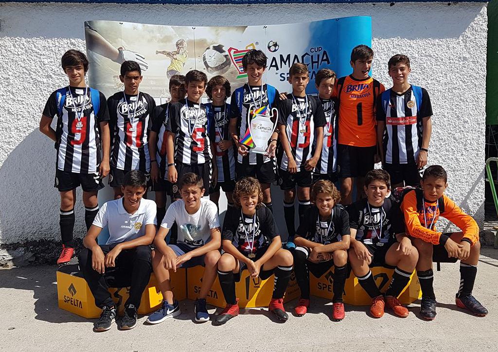 Clube Desportivo Nacional Nacional Em Grande Na Camacha Cup