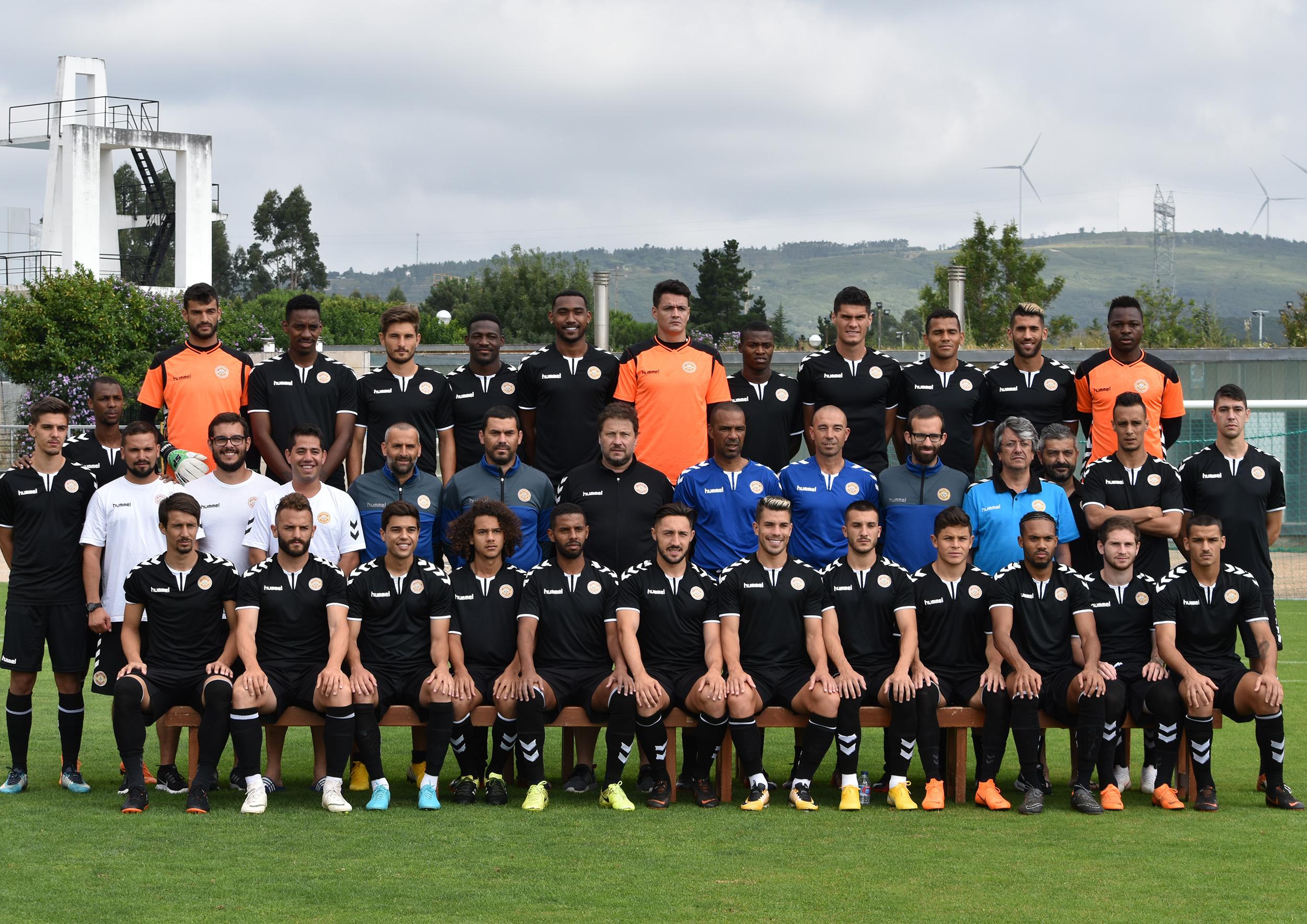 Feirense: Clube Desportivo Nacional Nacional