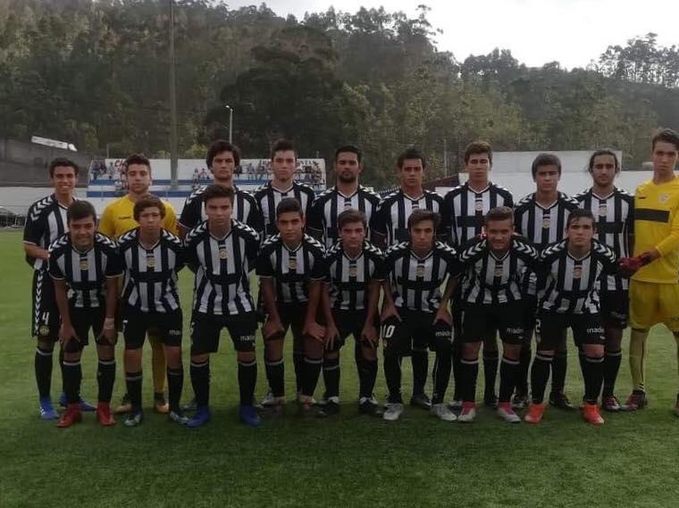 fa81cc7c92 Reviravolta vale triunfo dos Juniores B em casa do Marítimo