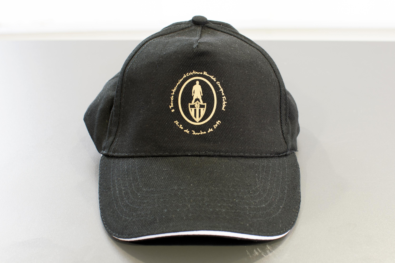 Boné preto Torneio CRCF