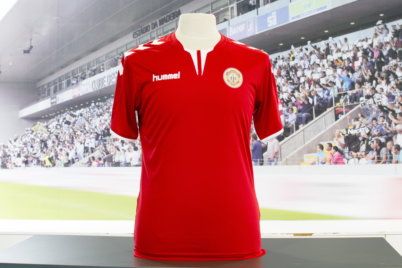 Camisola Guarda-redes Vermelha – 2019/2020