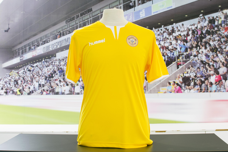 Camisola Oficial Alternativa Amarela 2019/2020